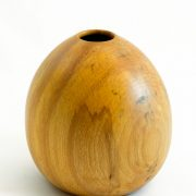 Wood Vase Spalted Beech