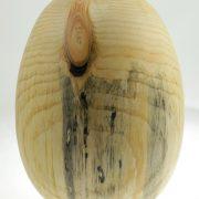 Wood cremation urn - #91-Pine 8 x 10.5in.